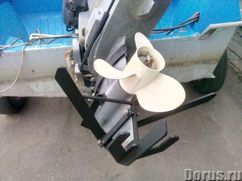 Защита винта на подвесной мотор (кто какие использует)