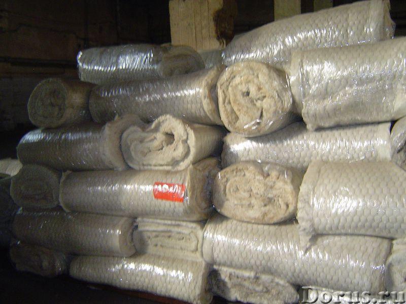 Теплоизоляционные материалы базальтовые: П-75 П-125 П-175 П-225 ПТЭ-40 ПТЭ-50 ПТЭ-75 ПТЭ-100 ПТЭ-125..., фото 2