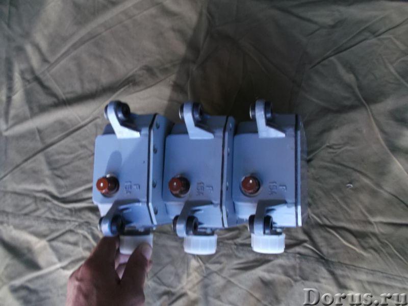 Блок реле РН-10-1С для двигателя УТД-20 тягача БМП-1(2) - Запчасти и аксессуары - Блок реле РН-10-1С..., фото 1